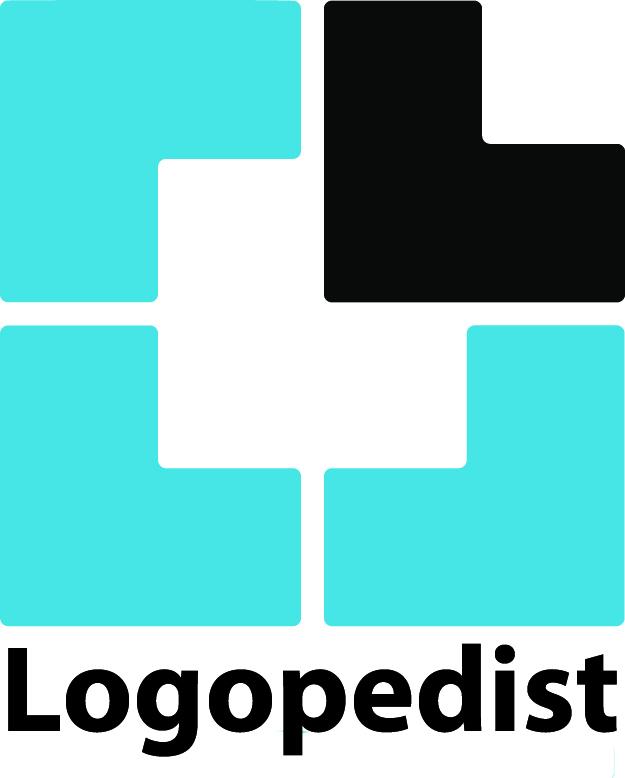 Logo NVLF vierkant logopedist